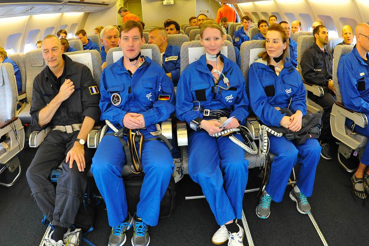 scientists-flight-novespace-onboard-a310-zerog