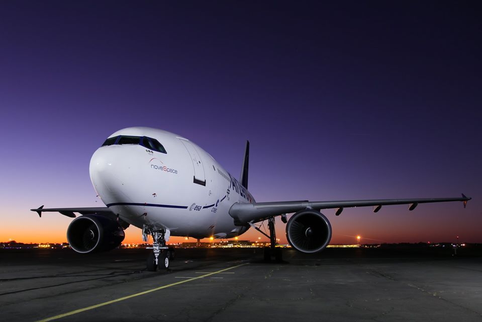 Take A Gravity Free Flight On Board The Airbus A310 Zero G